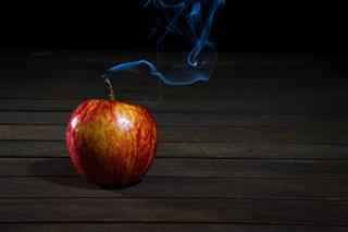 apple smoke
